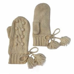 Abercrombie Knit Mittens
